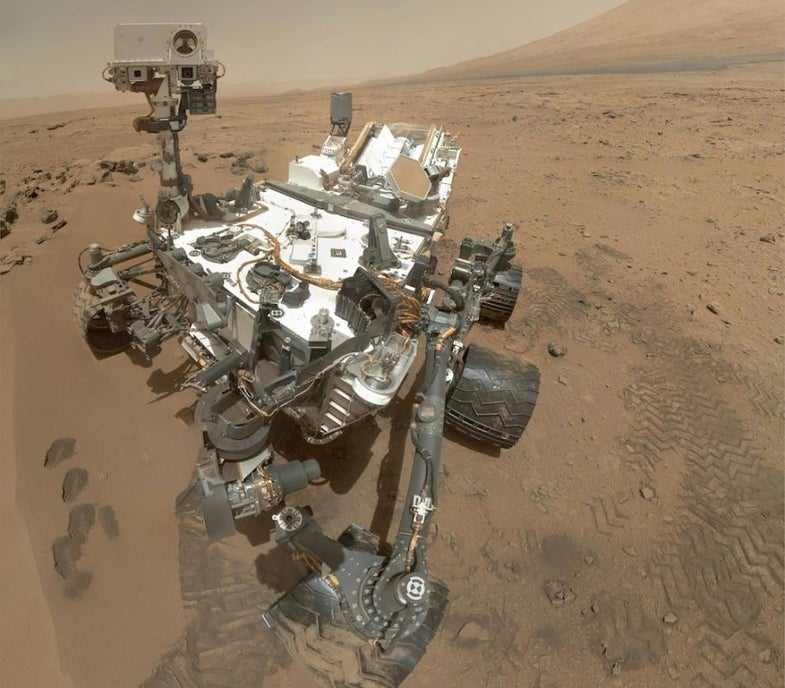 The Week In Numbers: The Periodic Table Gets An Update, Curiosity Finds Lots Of Martian Water, And More