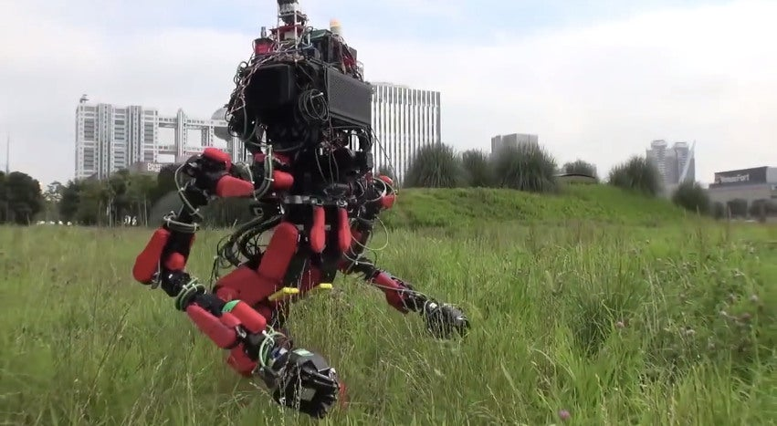 Google Rumored to be Pulling its Team From the DARPA Robotics Challenge