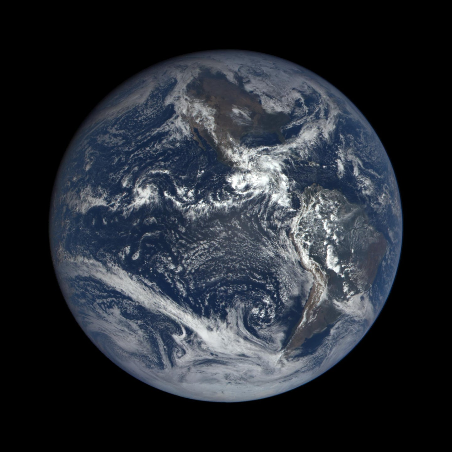 NASA Will Release New Portraits Of The Earth From Space Every Day