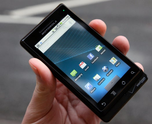 Squeezable Cellphone Gives Firmness-Based Feedback
