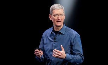Tim Cook Tells 'TIME' A Smartphone Could Be Used To Bring Down The Power Grid