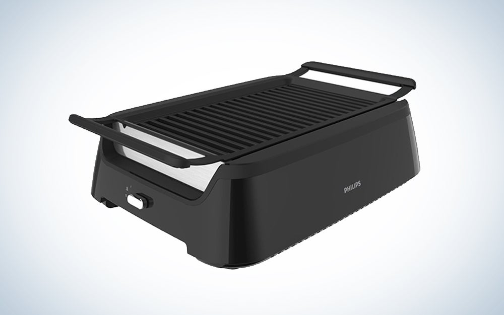 Philips Indoor Smoke-less grill