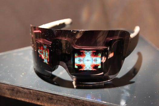 Ga-Ga-Glasses