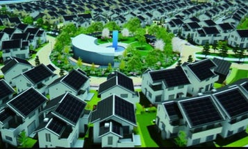 Panasonic Plans to Build a 'Sustainable Smart Town' in Japan by 2014