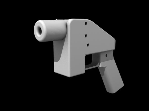 Owning Blueprints To 3D Print A Gun Is Now A Crime In New South Wales