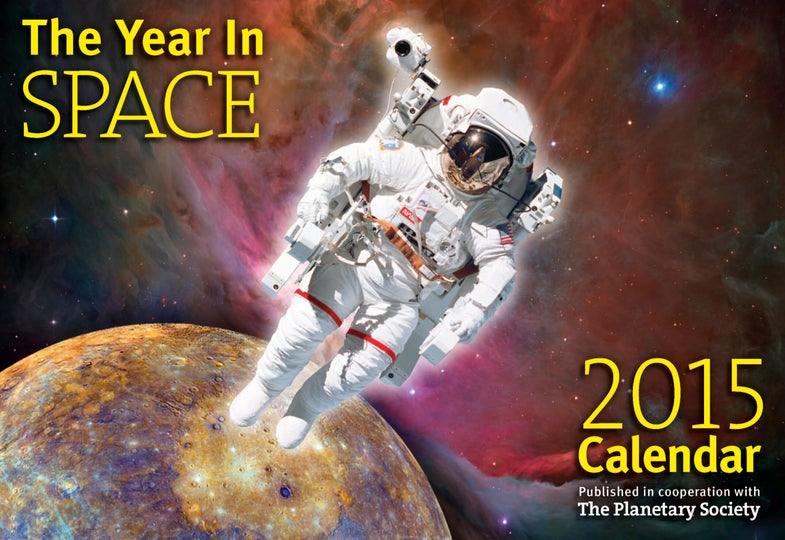 Want to Learn Something New About Space Every Day of 2015?