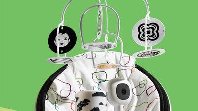 Four gadgets for creating a calm baby nursery