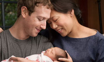 Facebook's CEO Is Donating 99 Percent of His Shares To Honor His Daughter's Birth