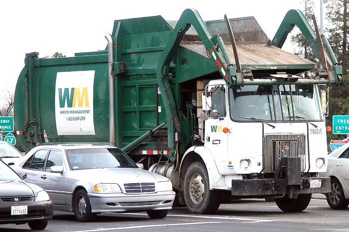 San Jose Considers License Plate Readers To Go On Garbage Trucks
