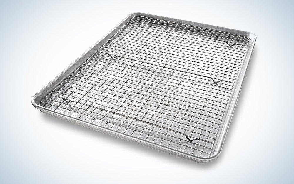 A Baking Sheet/Rack Combo