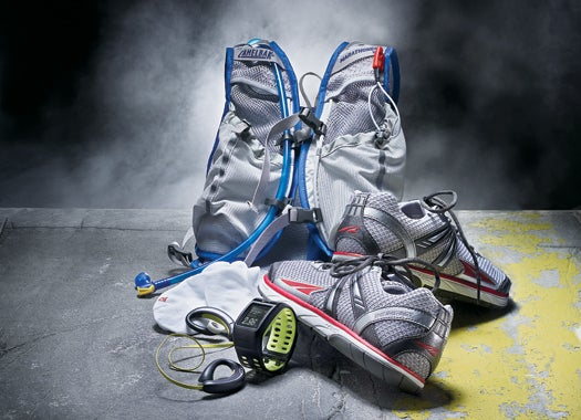 Gear to Help Long-Distance Runners Get Into Shape