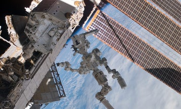 Robotic Arm on Space Station Will Try Refueling a Satellite