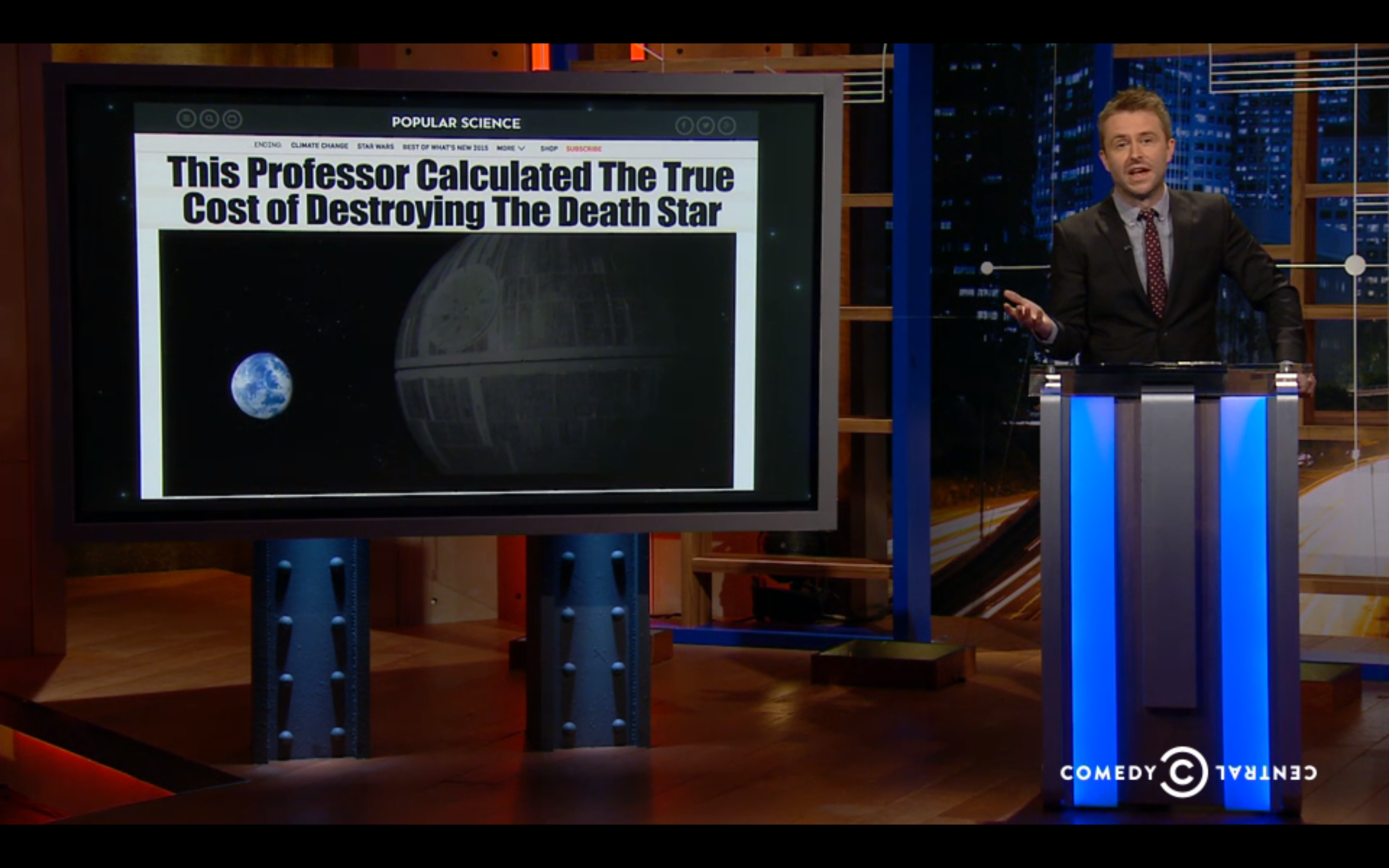 Watch PopSci On '@midnight'
