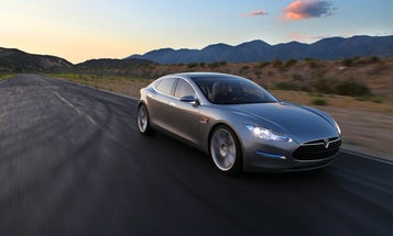 Tesla Motors Releases Teaser Shots of Model S Sedan
