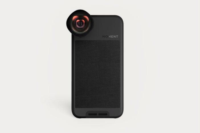 Moment iPhone X lenses