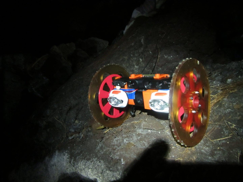 NASA Robot Will Explore Deep Inside Volcanoes