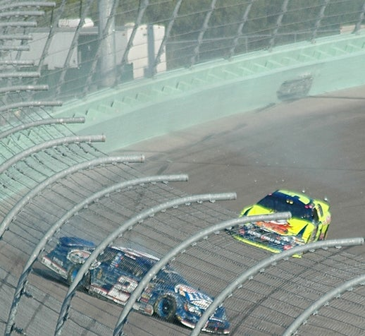 """NASCAR Not All That Much """"SAFER"""""""
