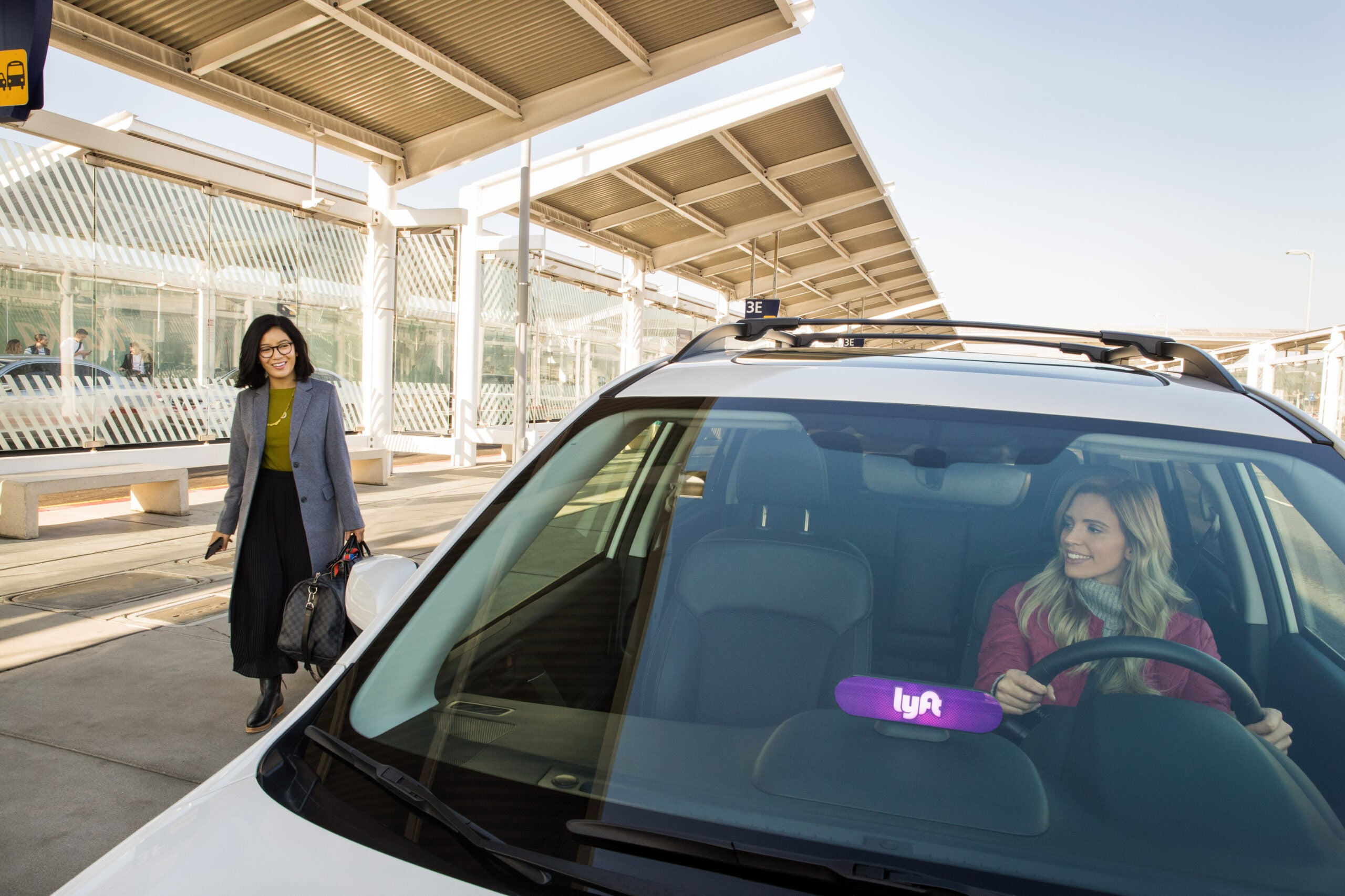 Someday, you might subscribe to a self-driving taxi service, Netflix-style