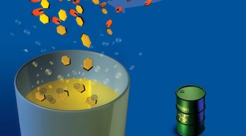Nanotech Wafer Turns Carbon Dioxide Into Ethanol