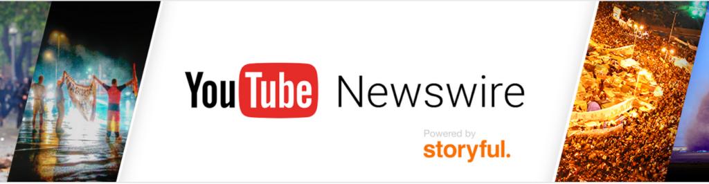 YouTube Newswire