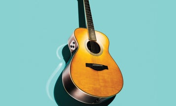 Yamaha's Transacoustic Guitar Turns The Reverb To 11