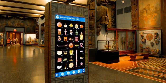 Touch Screens Are Coming To The American Museum Of Natural History