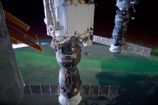 The One Millionth Photo Taken from the International Space Station