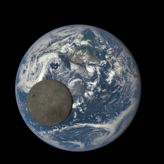 Watch The Moon Photobomb The Earth From 1 Million Miles Away