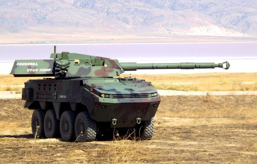 New Tank Turret Can Control Drones, Too