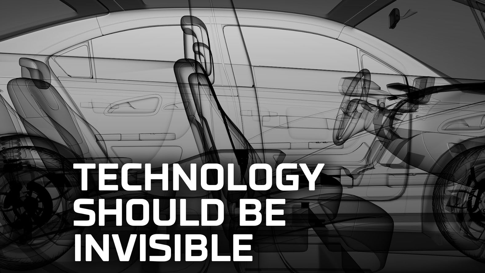 'Future First': Technology Should Be Invisible