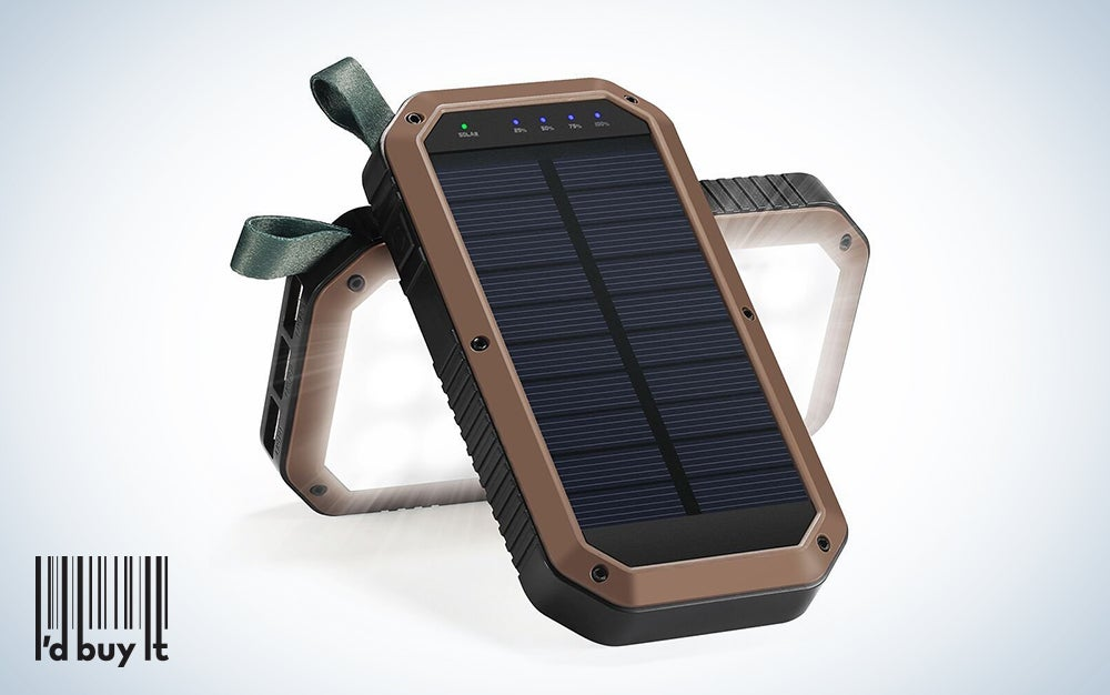 Titita Solar Charger