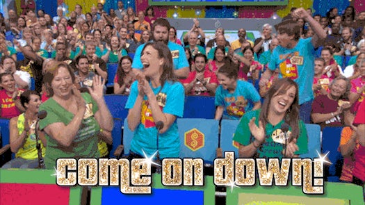 The Science Of Getting On 'The Price Is Right'