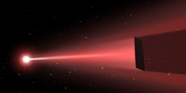 Lasers Could Send A Wafer-Thin Spaceship To A Star