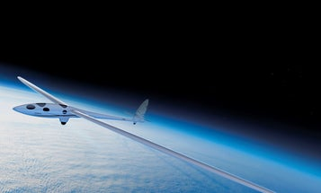 The Perlan 2 Glider Will Fly 90,000 Feet Higher Than Most Aircraft