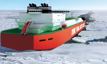 World's First Ice-Breaking Tanker Ships Will Plough Through Arctic Route