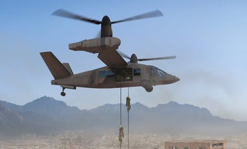 Is The Navy Going To Replace Its Helicopters With This Punchy Aircraft?
