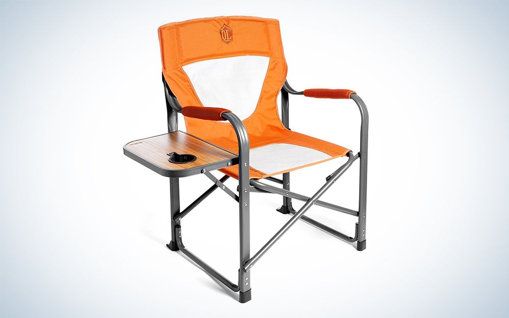 OL Guide Life Catskill director chair