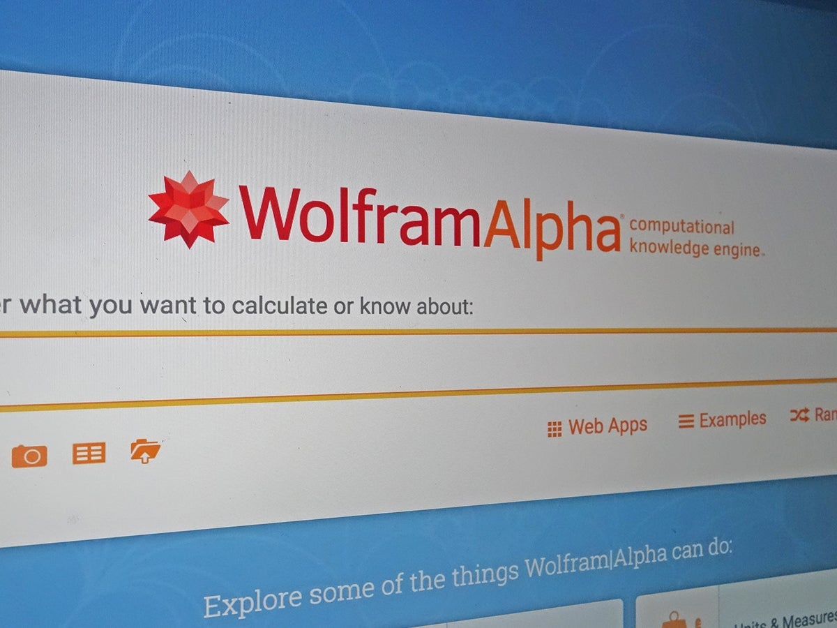 How to use Wolfram Alpha to supercharge your web searches