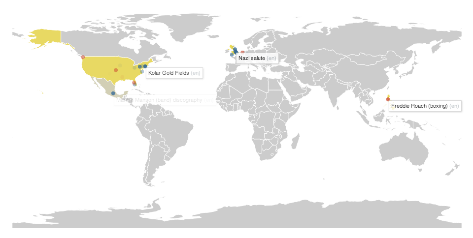 Watch People Across The World Edit Wikipedia Articles In Real Time