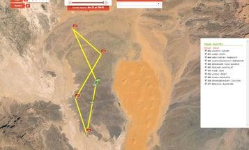 The 2016 Rallye des Gazelles Is Underway