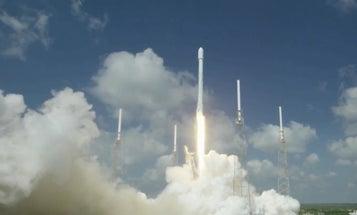 SpaceX Launch A Success, Landing Failed