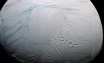 Saturn's Moon Enceladus Is Now A Top Candidate For Life