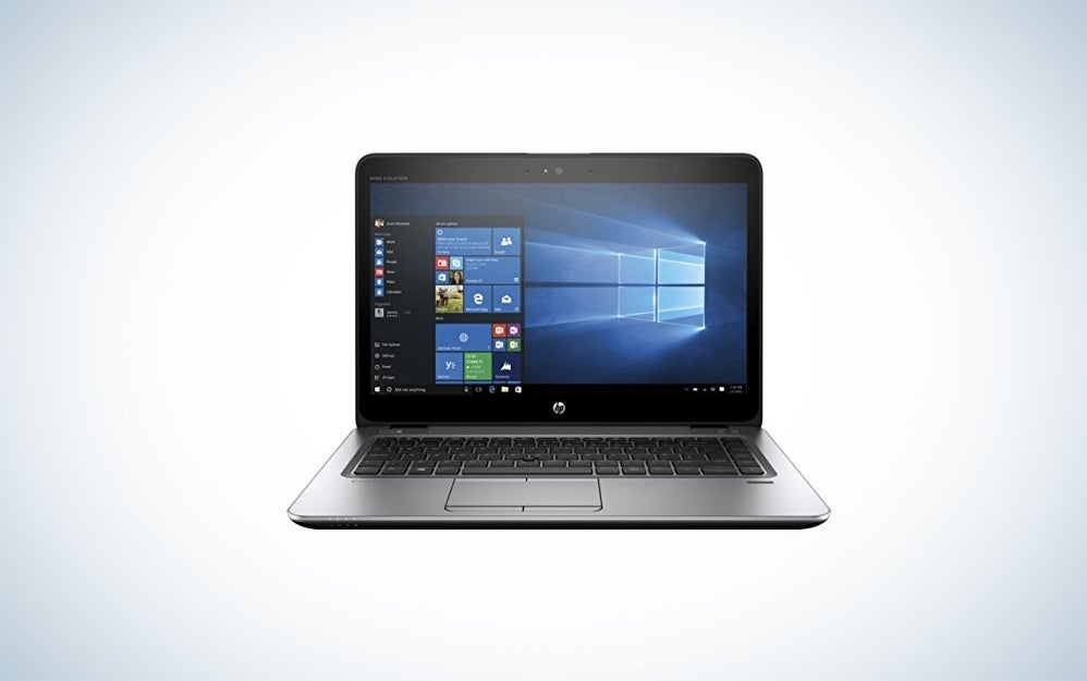 14-inch HP EliteBook