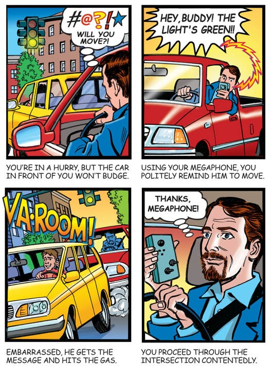 Build It: A Compact Car-Mount Megaphone