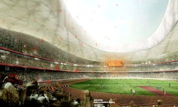 High-Tech Tickets For Opening Ceremonies in Beijing