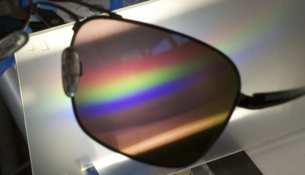 Glasses Let The Colorblind See Pigments For The First Time
