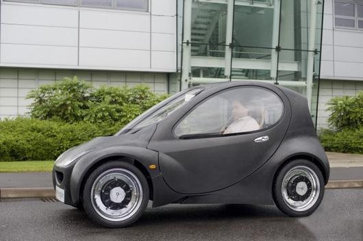 300 MPG Riversimple Urban Car Open-Sources Its Hydrogen Fuel Cell Tech
