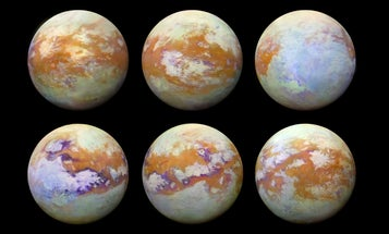 Neptune, Titan, Jupiter, and Pluto look gorgeous in these new photos