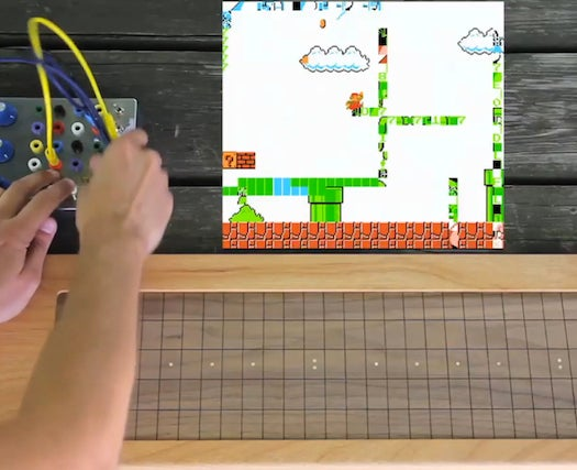 Watch This Guy Remix Super Mario By Glitching It Out