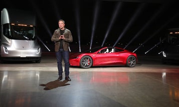 Tesla is crowdfunding its vehicles with big promises